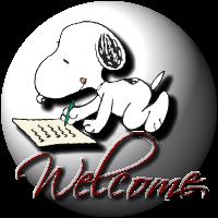 WelcomeSnoopy